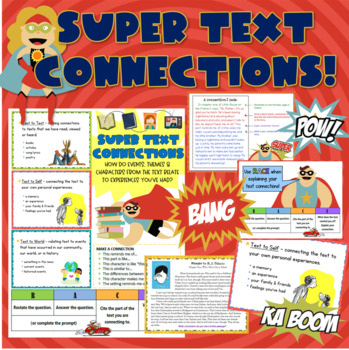Super Text Connections!