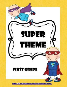 Super Theme First Grade