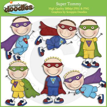 Super Tommy & Super Susie