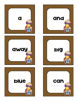 Super Turkey: Sight Word Games