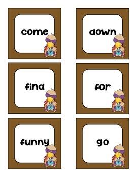 Super Turkey: Sight Word Games