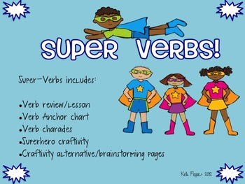 Super Verbs