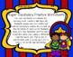 Super Vocabulary Matching Worksheets