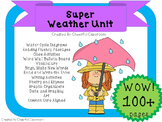 Weather Unit Super Bundle By Cheerful Classroom (100+ Pages)