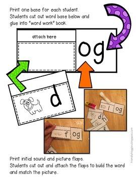Super Word Families - Short O