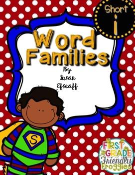 Super Word Families - Short i