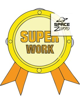 Super Work Badges ( 4 images )