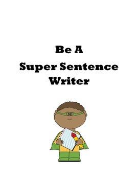 Super Writer Packet