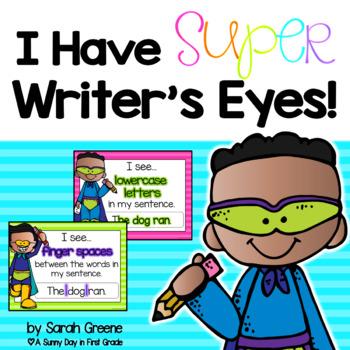 Super Writer's Eyes!