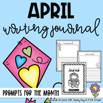 Super Writers April {monthly journal!}