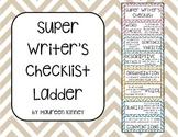Super Writer's Checklist Ladder