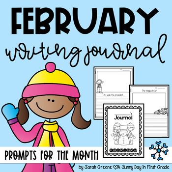Super Writers February {monthly journal!}
