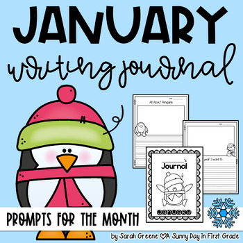 Super Writers January {monthly journal!}