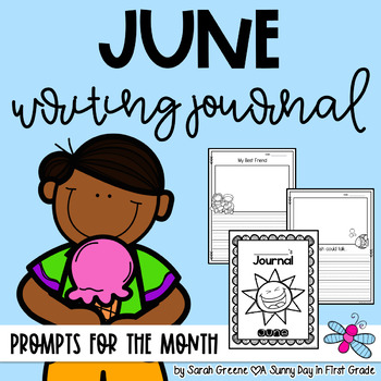 Super Writers June {monthly journal!}