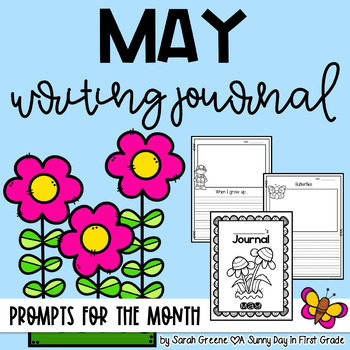 Super Writers May {monthly journal!}