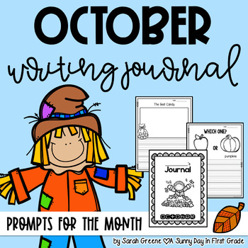 Super Writers October {monthly journal!}
