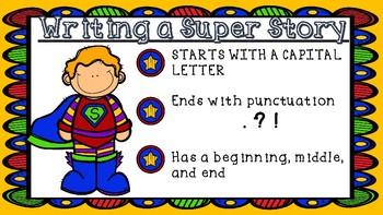 Super Writing! Pack