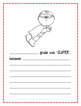 Super Year Hero Freebie!