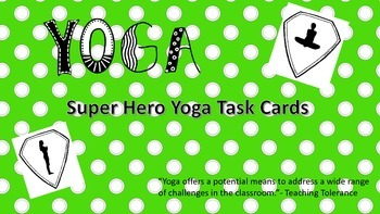 Super Yoga Cards