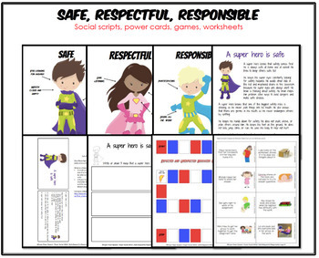 Super, Prince and Princess Social Skills (combo pack!)