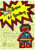 Super at Spelling