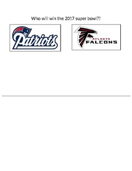 Super bowl graphing
