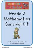 Survival Kit for setting up Grade 2 work