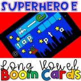Super e CVCE words Long Vowels Phonemic Awareness