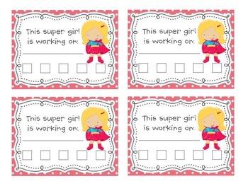 Super girl's agreement