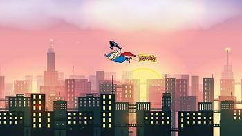 Super Hero Throwing Targets Powerpoint