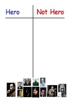 Super hero label