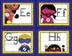 Super heroes alphabet