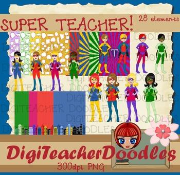 Super teachers & Students