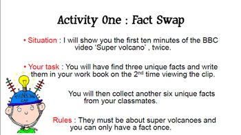 Super volcanos