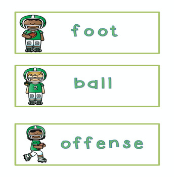 SuperBowl Syllables