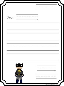 SuperDad - Printables for Father's Day {FREEBIE}