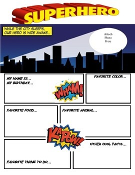 SuperHero of the Week