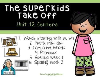 SuperKids Centers Unit 12