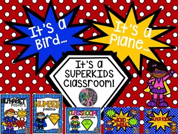 SuperKids Classroom Pack