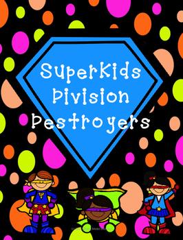 SuperKids Division Destroyers