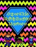 SuperKids Multiplication Masters