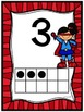 SuperKids Number Posters
