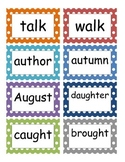 SuperKids Unit 6 Vocab Polka Dots