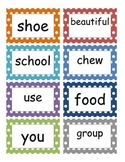 SuperKids Unit 8 Vocab Polka Dots