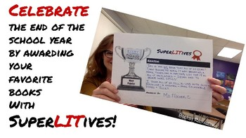 SuperLITives: End-of-Year Awards for Books!