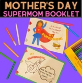 SuperMom Mother's Day Booklet with Digital Learning Version