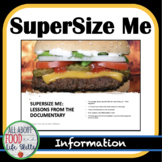 SuperSize Information & Questions