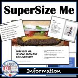SuperSize Me Information & Questions
