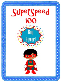 SuperSpeed 100 Covers and 100 Charts