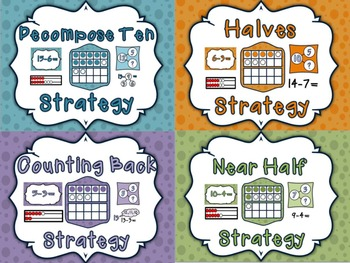Superb Subtraction Strategy COMBO Pack